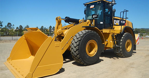Wheel Loader Inspection Tips