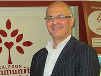 Monty Laskin is the Chief Executive Officer of Caledon Community Services (Toronto, Canada)