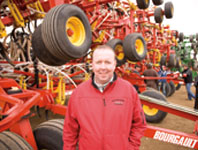 Doug Heritage - Miller Farm Equipment (Moosomin, SK)